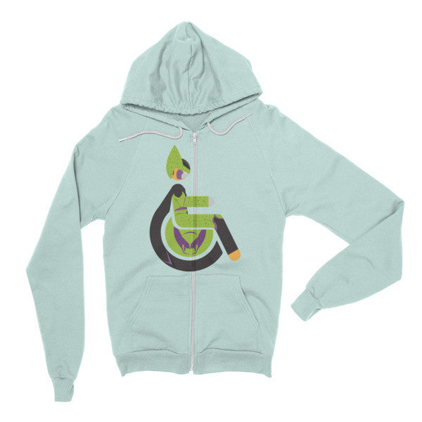Adaptive Perfect Cell Flex Zip Hoodie