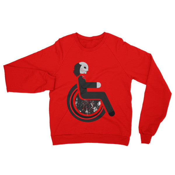 Adaptive Jigsaw Raglan Sweater