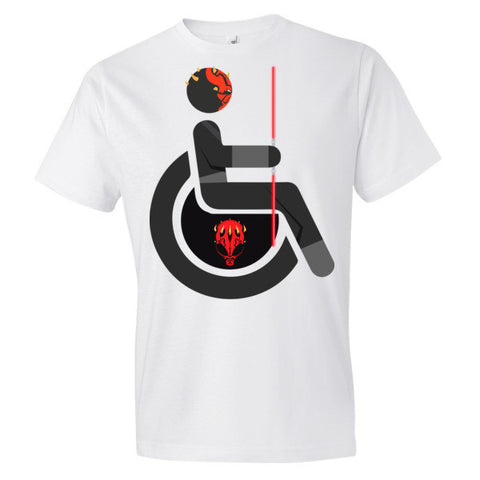Men's Adaptive Darth Maul Lightweight T-Shirt