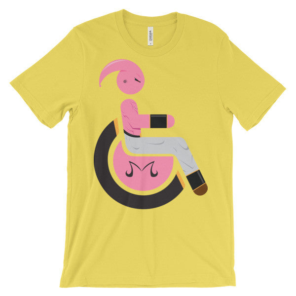Adaptive Kid Buu (Majin Buu) Short Sleeve T-Shirt