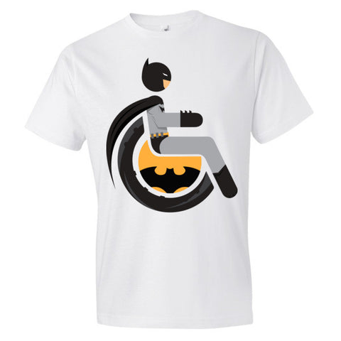 Men's Adaptive Batman Lightweight T-Shirt