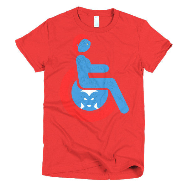 Women's Adaptive Mystique T-Shirt (S-L)