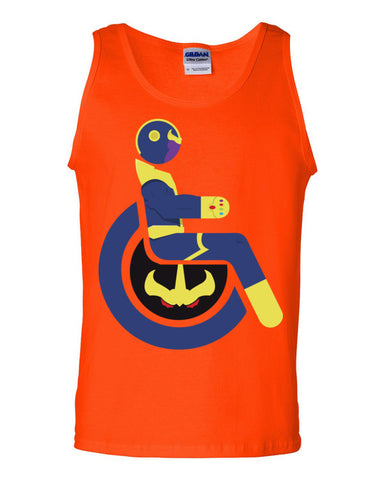 Men's Adaptive Thanos Tank Top