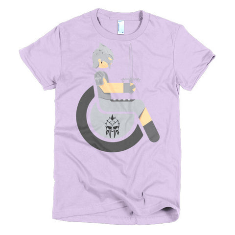 Women's Adaptive Gladiator T-Shirt (S-L)