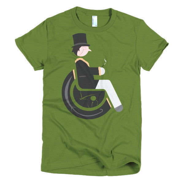Women's Adaptive Penguin T-Shirt (S-L)