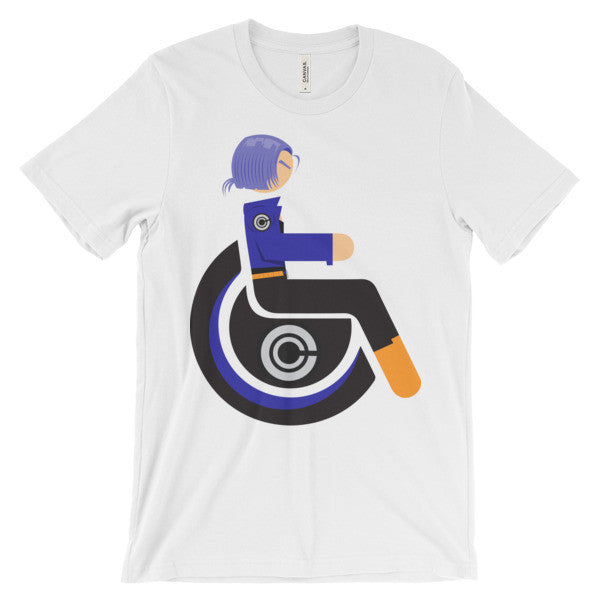 Adaptive Future Trunks Short Sleeve T-Shirt