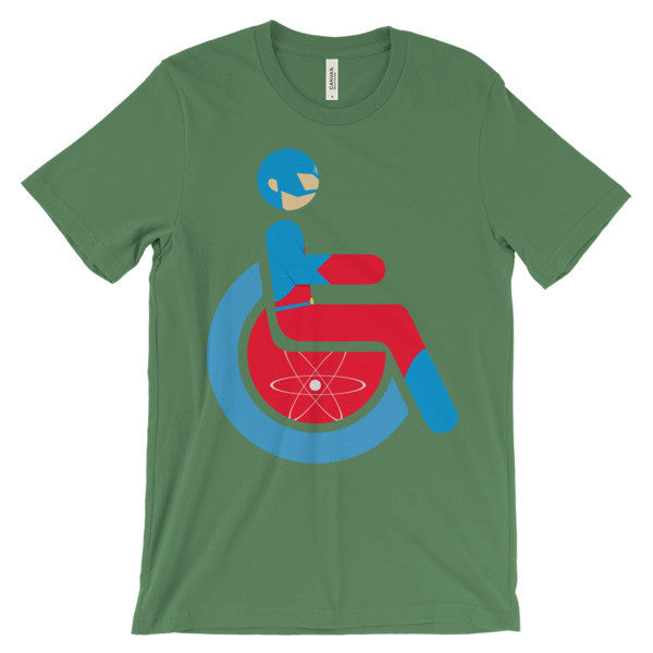 Adaptive Atom Short Sleeve T-Shirt