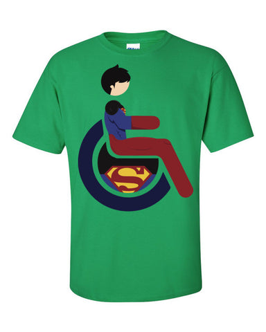 Men's Adaptive Superboy T-Shirt