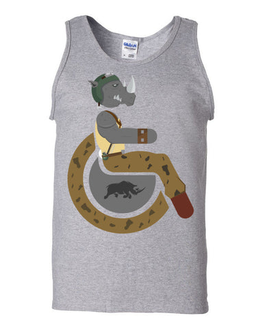 Men's Adaptive Rocksteady Tank Top
