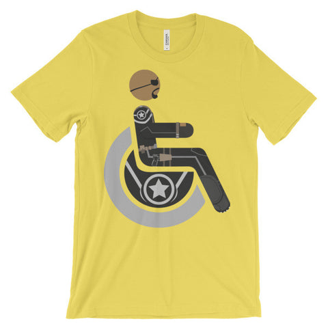 Adaptive Nick Fury Short Sleeve T-Shirt