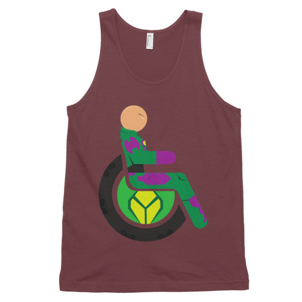 Adaptive Lex Luthor Classic Tank Top