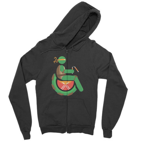 Men's Adaptive Michelangelo Zip Hoodie
