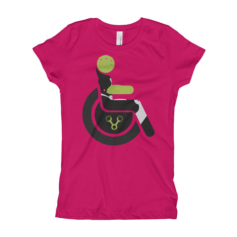 Girl's Youth Adaptive Brainiac T-Shirt (XS-XL)