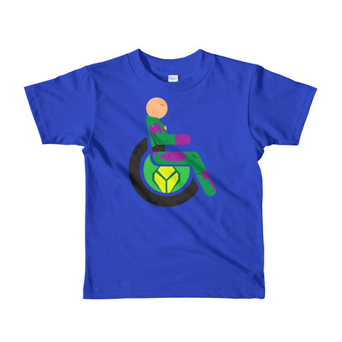 Kid's Adaptive Lex Luthor T-Shirt (2yrs-6yrs)