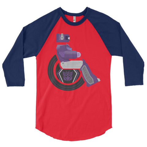 Men's Adaptive Shockwave 3/4 Sleeve Raglan Shirt