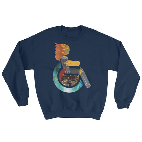Men's Adaptive Ganondorf Crewneck Sweatshirt