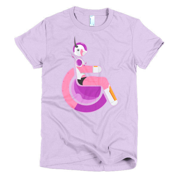Women's Adaptive Second Form Frieza T-Shirt (S-L)