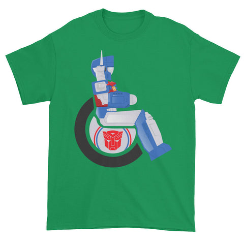 Men's Adaptive Ultra Magnus T-Shirt (3XL-5XL)