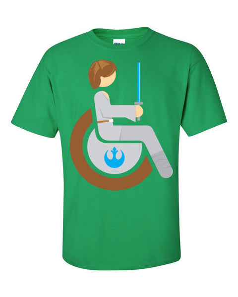 Men's Adaptive Luke Skywalker T-Shirt