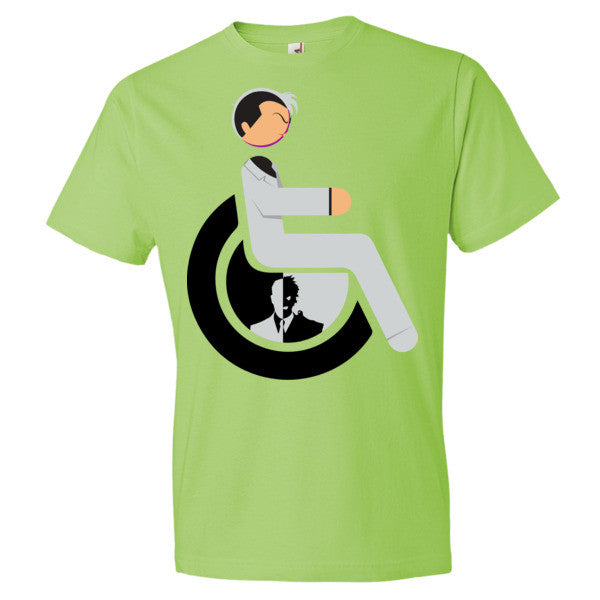 Men's Adaptive Two-Face Lightweight T-Shirt