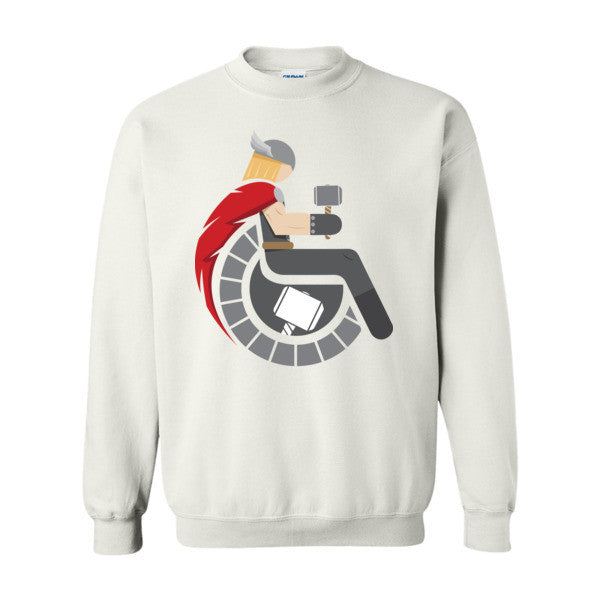 Men's Adaptive Thor Crewneck Sweatshirt
