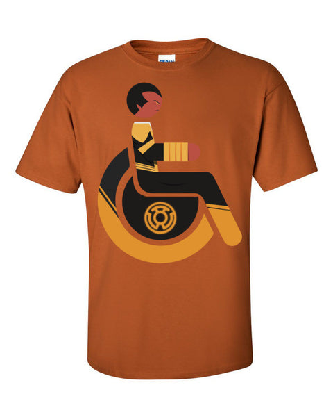 Men's Adaptive Sinestro T-Shirt