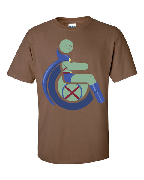 Men's Adaptive Martian Manhunter T-Shirt