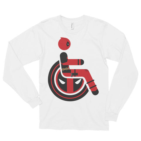 Adaptive Deadpool Long Sleeve