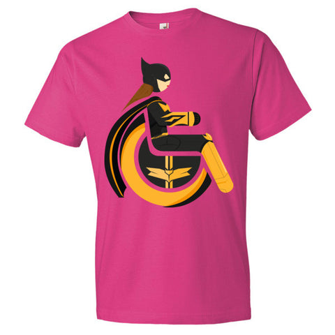 Men's Adaptive Batgirl Lightweight T-Shirt