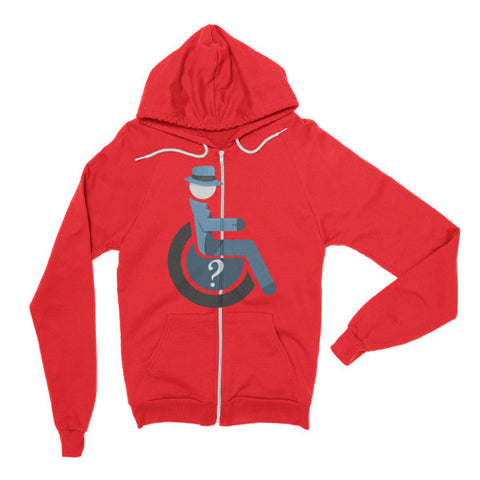 Adaptive Question Flex Zip Hoodie