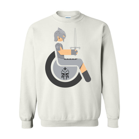 Men's Adaptive Gladiator Crewneck Sweatshirt
