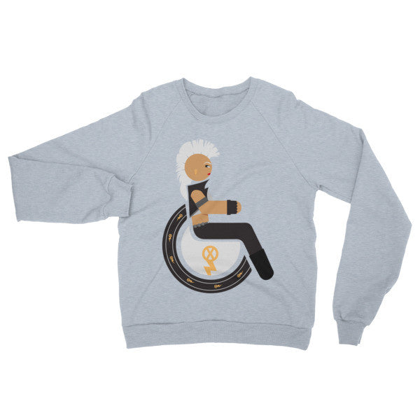 Adaptive Storm Raglan Sweater