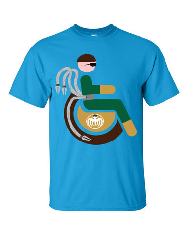 Men's Adaptive Doctor Octopus T-Shirt