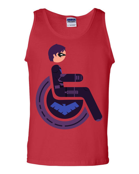 Men's Adaptive Nightwing Tank Top