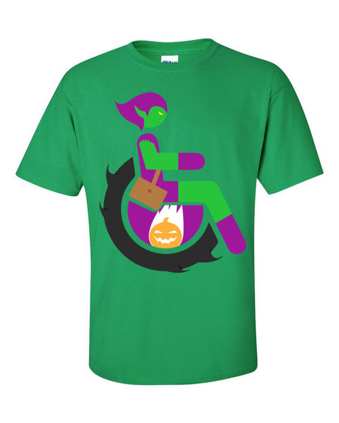 Men's Adaptive Green Goblin T-Shirt