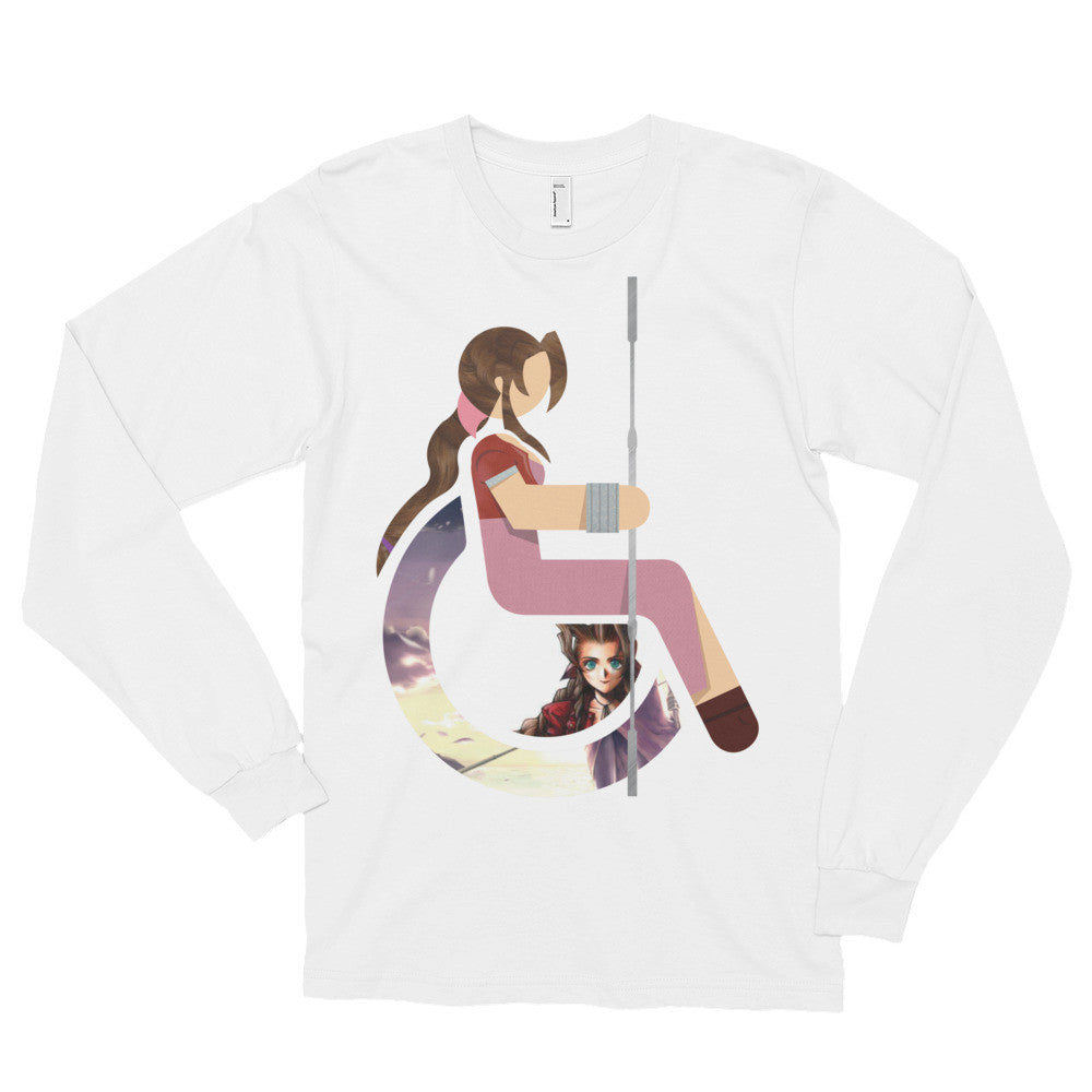 Adaptive Aerith Gainsborough Long Sleeve