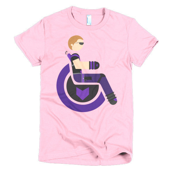 Women's Adaptive Hawkeye T-Shirt (XL-2XL)