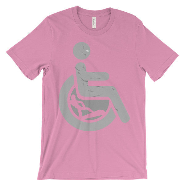 Adaptive Silver Surfer Short Sleeve T-Shirt