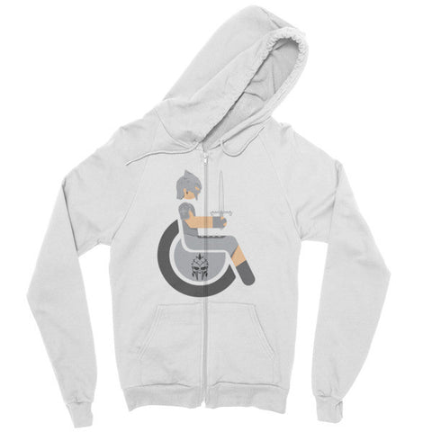 Men's Adaptive Gladiator Zip Hoodie