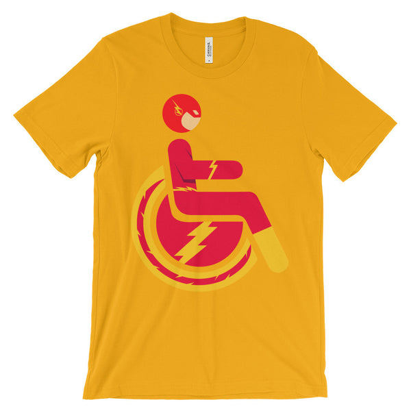 Adaptive Flash Short Sleeve T-Shirt (3XL-4XL)