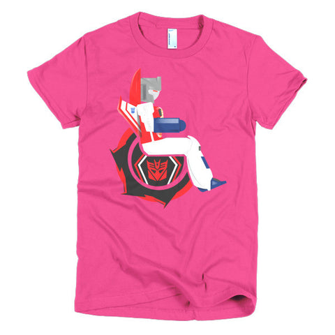 Women's Adaptive Starscream T-Shirt (XL-2XL)