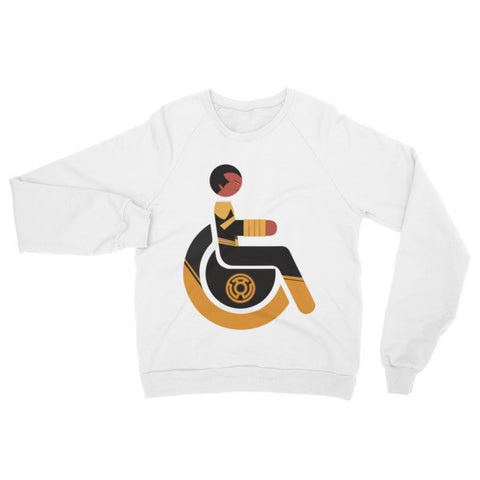 Adaptive Sinestro Raglan Sweater