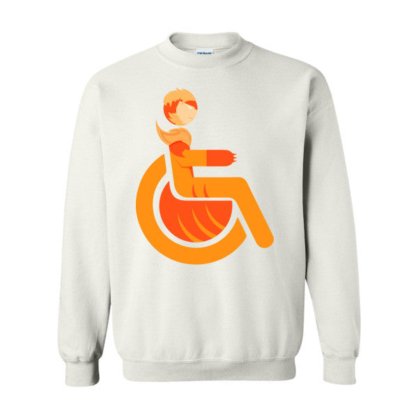 Men's Adaptive Sabretooth Crewneck Sweatshirt