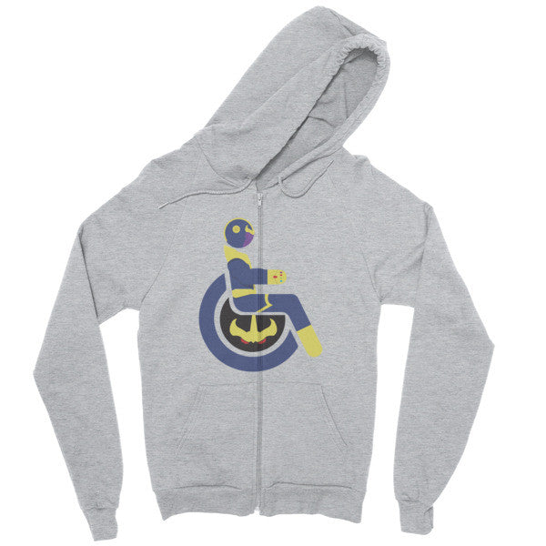 Men's Adaptive Thanos Zip Hoodie