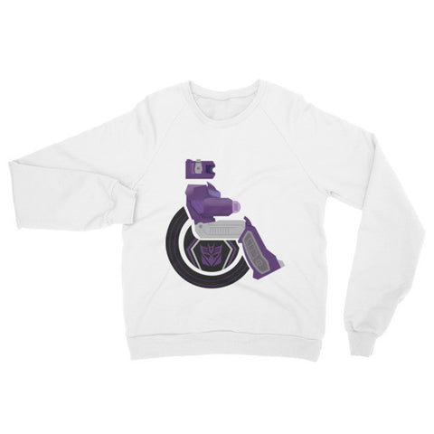 Adaptive Shockwave Raglan Sweater