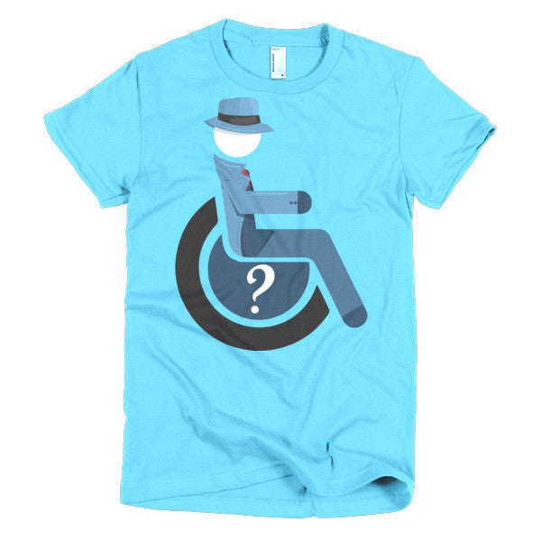 Women's Adaptive Question T-Shirt (S-L)
