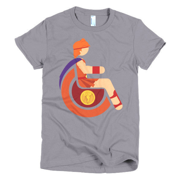 Women's Adaptive Hercules T-Shirt (XL-2XL)