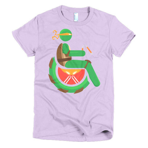 Women's Adaptive Michelangelo T-Shirt (XL-2XL)