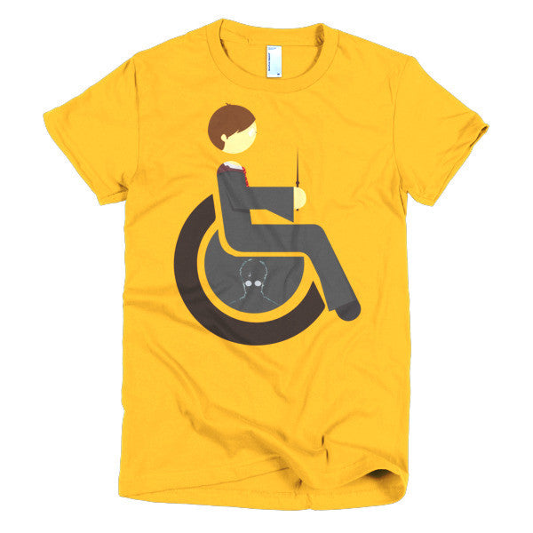 Women's Adaptive Harry Potter T-Shirt (XL-2XL)