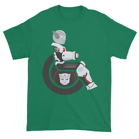 Men's Adaptive Wheeljack T-Shirt (3XL-5XL)